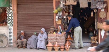 Marrakech - the long way